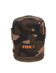 Fox Camo Neoprene Gas Canister Cover