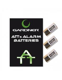 Gardner ATTs Alarm Batteries (x3)