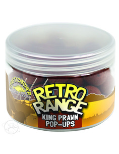 Crafty Catcher Retro Range Pop Up King Prawn 15mm 150ml