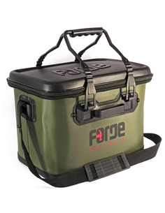 Forge Tackle Table Top Bag With Tray
