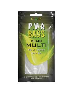 ESP PVA Bag Plain Multi 60 x 120mm
