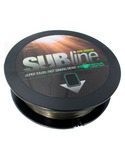 KORDA Subline Brown 15Lb 0.40Mm 1000 Metros
