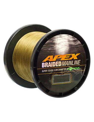 KORDA Apex Braided Mainline 30Lb 450Metros ( 0.23mm 13,6Kg)