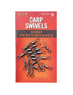 ESP High Performance Carp Swivels Nº 9