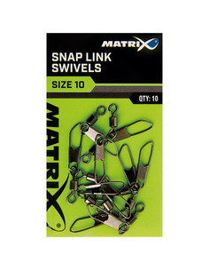 Matrix Feeder Snap Links Size 12