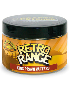 Crafty Catcher Retro Range Wafters King Prawn 15mm 150ml