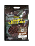 Crafty Catcher Carry-Out Spicy Krill & Garlic 20mm 5kg