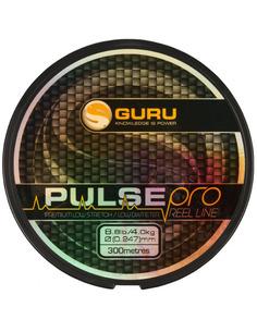 Guru Pulse Pro Line 2,4kg 0,18mm 150m