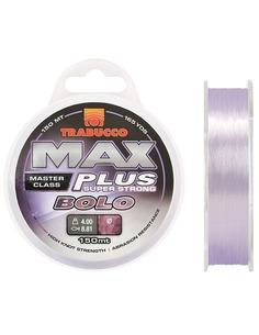 Trabucco Max Plus Bolo 0,18mm 3,20kg 150m