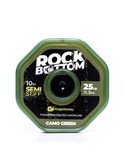 RidgeMonkey RM-Tec Rock Bottom Tungsten Coated Soft Camo Green 25lb