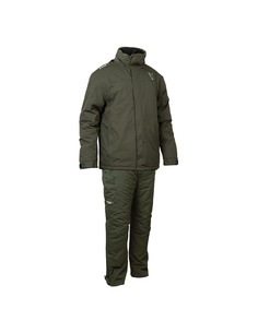 Fox Green & Silver Winter Suit S