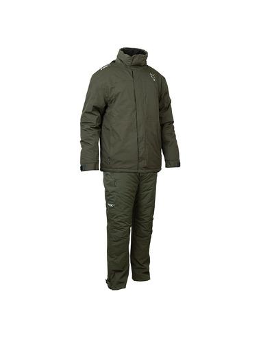 Fox Green & Silver Winter Suit S