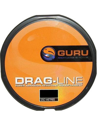 GURU Drag-Line 6Lb (2.72Kg) 0,25mm (250 Metros)