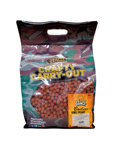 Crafty Catcher Carry-Out Peanut Pro 20mm 5kg