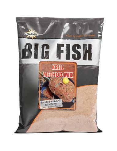 Dynamite Baits Big Fish Krill Method Mix Groundbait