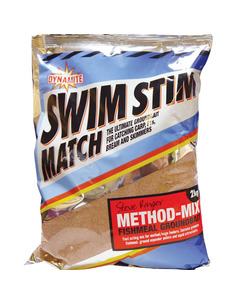 Dynamite Baits Sweet Fishmeal Swim Stim Method Mix