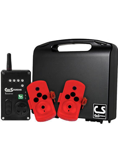 Carp Sounder Catsounder XRS SD Edition SET - 2 Indicator