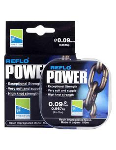 Preston Reflo Power 0,17mm / 3.088kg 100m