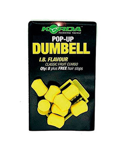 KORDA Dumbell I.B. Flavour (pop up)
