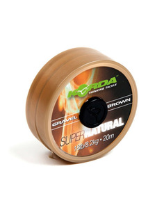 KORDA Super Natural Gravel Brown 18Lb 20Metros