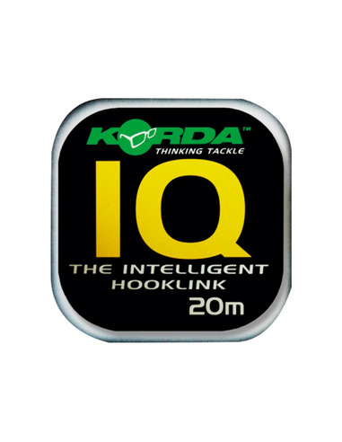 KORDA IQ Fluorocarbon 15Lb (20 Metros)