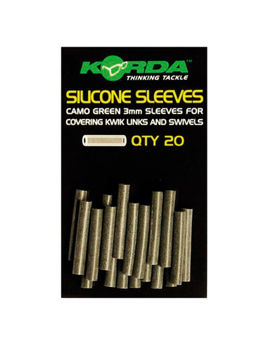 KORDA Silicones Sleeves
