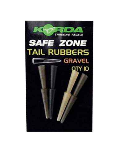 KORDA Tail Rubbers Weed