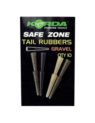 KORDA Tail Rubbers Gravel