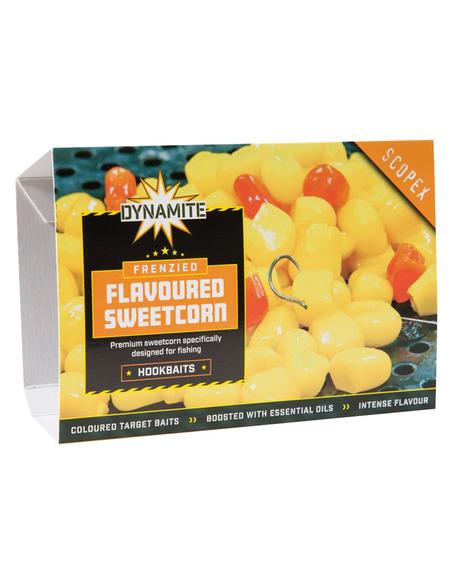 Dynamite Baits Frenzied Flavoured Sweetcorn Scopex