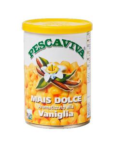 Pescaviva Maiz Dulce Sabor Vainilla
