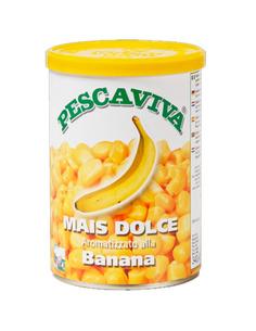 Pescaviva Maiz Dulce Sabor Banana