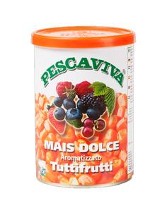 Pescaviva Maiz Dulce Sabor Tutti Frutti