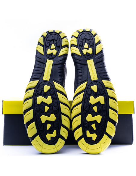 RidgeMonkey APEarelDropback Aqua Shoes Black Size 7 (42)