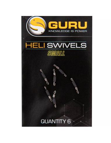 Guru Heli Swivels Small