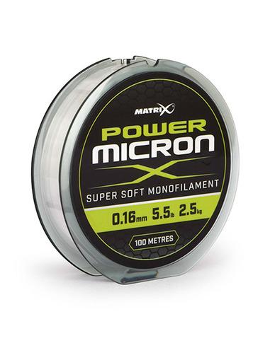 Matrix Power Micron X 0.20mm 7.5lb 100m