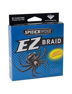 SPIDERWIRE EZ Braid 0,25mm / 15,2kg Yellow 100 metros