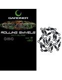 GARDNER Rollig Swivels (20 Unidades)