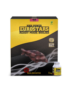 Eurostars Boilies+Dip Squid & Octopus 20Mm