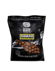 SBS Boilie EuroBase Squid & Octopus 20 Mm 1Kg