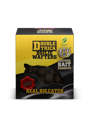 Double Trick Boilies Wafters M4 150Gr