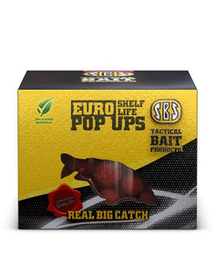 SBS Euro Shelf Life Pop Ups Garlic 40gr
