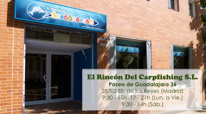 El Rincón Del CarpFishing S.L.